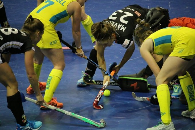 Hockey WM 2018 Frauen
