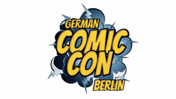 Logo German Comic Con Berlin