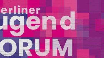 Berliner JugendFORUM LOGO