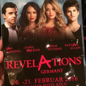 'Pretty Little Liars' Convention in Köln