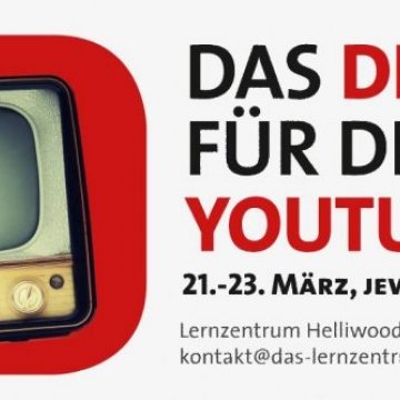 DIY YouTube-Workshop im Helliwood